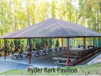 Ryder Park Pavilion Rental