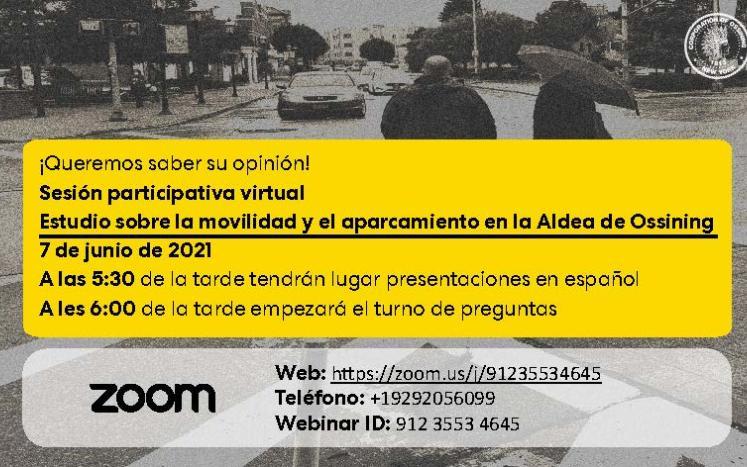 virtual open house spanish